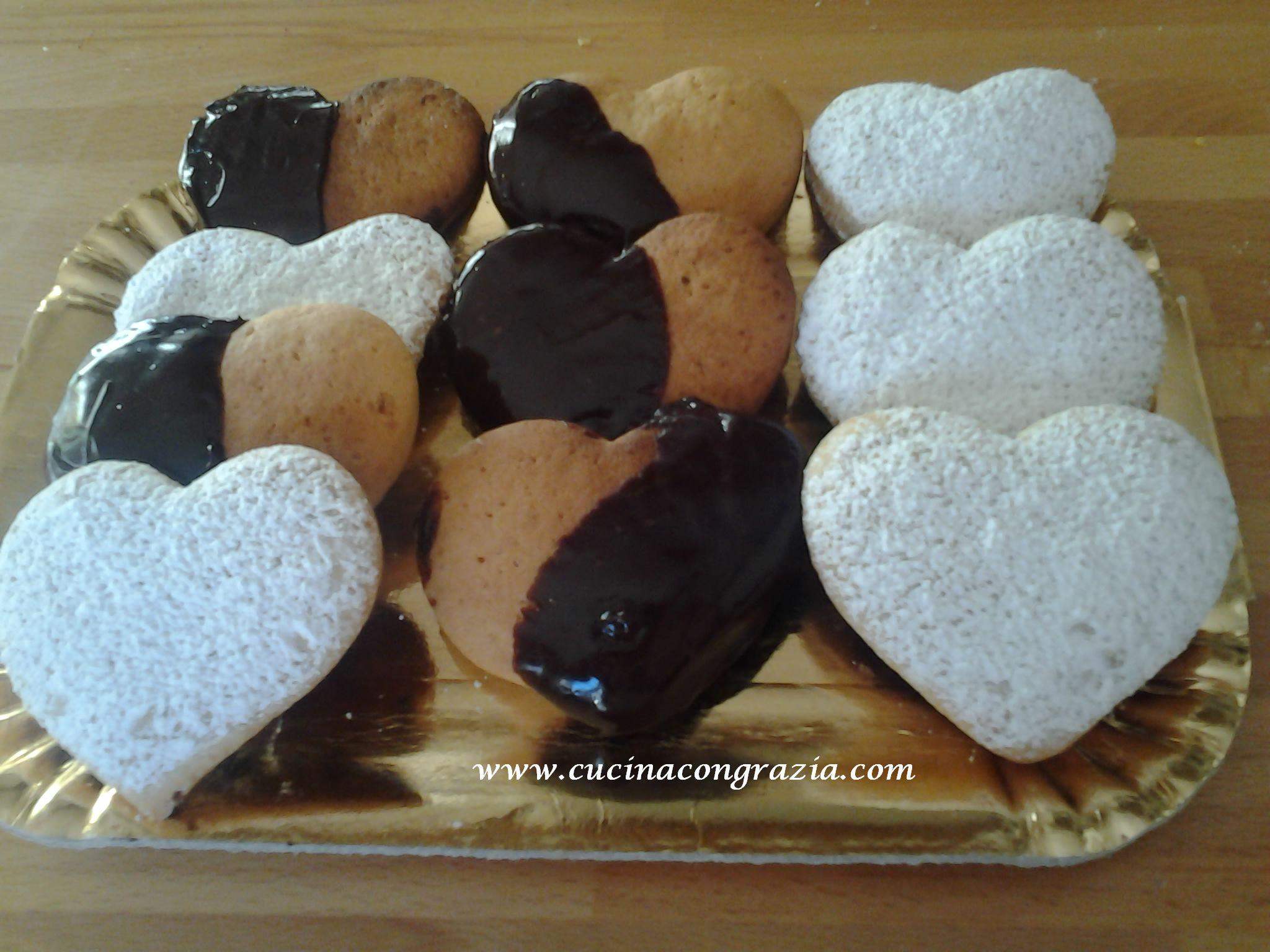 Biscotti San Valentino