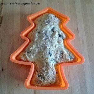 albero natalizio salato