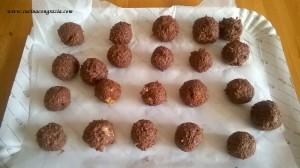 pandoro little balls