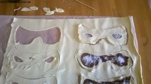 mascherine di carnevale