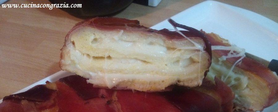 Mattonella due formaggi