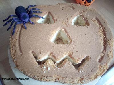Dolce semplice Halloween