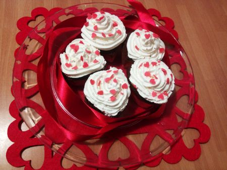 cupcake san valentino